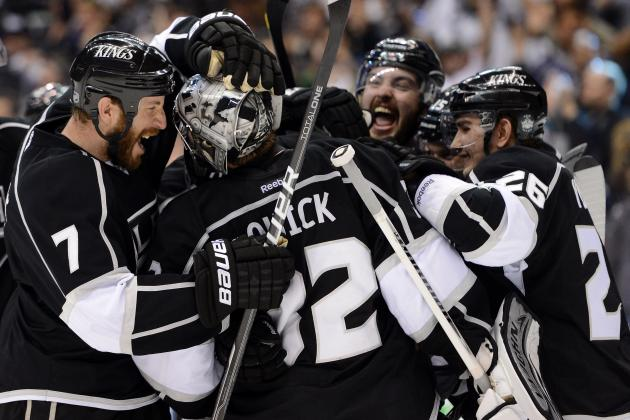 Los Angeles Kings Western Conference Finals Prediction: The