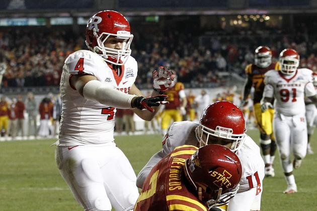 Rutgers Football: 2012 Big East Title Would Deserve an Asterisk