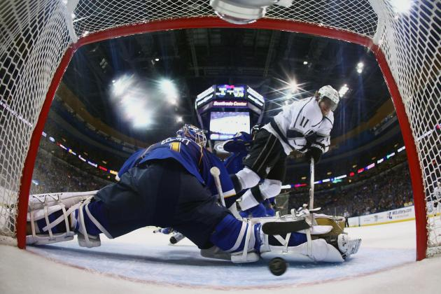 2012 NHL Playoffs: Updated Odds to Win the Stanley Cup
