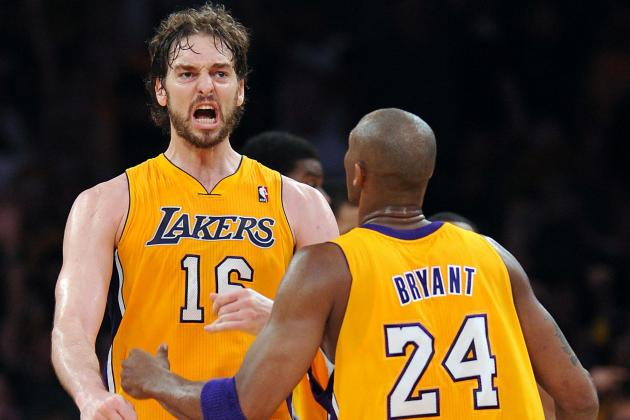 Lakers vs. Nuggets Game 7: No One Played with More Passion Than Pau Gasol