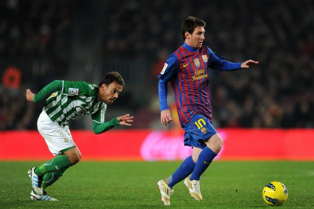 Real Betis: A Late Goal from Barcelona's Seydou Keita Prevents Giant Upset
