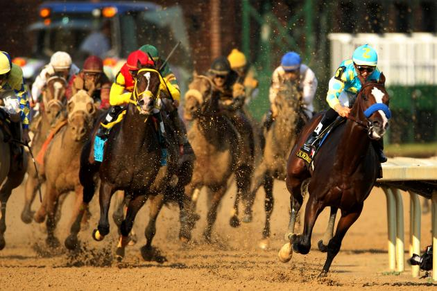 Triple Crown 2012: One Intriguing Sign Bodemeister May Run in Preaknes Stakes