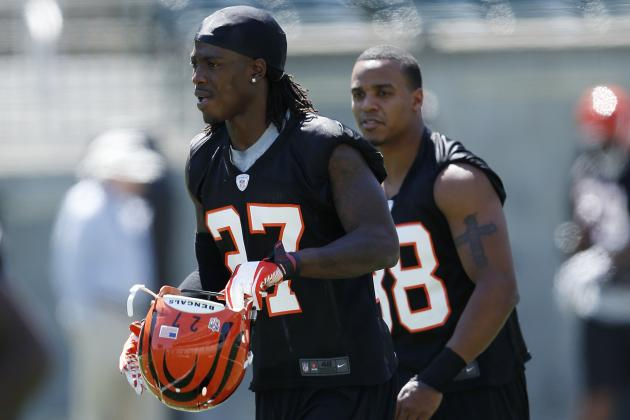 Dre Kirkpatrick and Other News from Cincinnati Bengals Rookie Minicamp