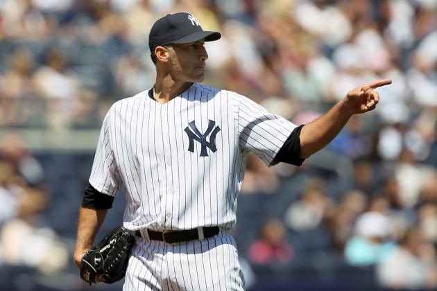 Andy Pettitte's New York Yankees Return Is Solid Despite Giving Up 4 Runs