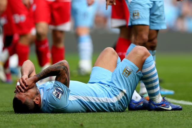 Manchester City vs. QPR:  Joey Barton Must Be Punished for Horrific Tantrum