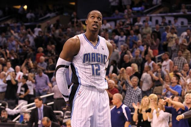 NBA Rumors: Orlando Magic Must Trade Dwight Howard to Avoid a Nightmare Season