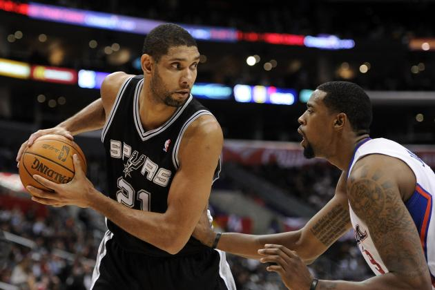 2012 NBA Playoffs: Spurs vs. Clippers Preview; Two Polar Opposite Organizations