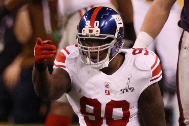 Football 101: How to Stop New York Giants' Jason Pierre-Paul