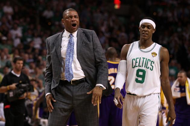 Doc Rivers, Rajon Rondo's Basketball I.Q. Make the Boston Celtics a Contender