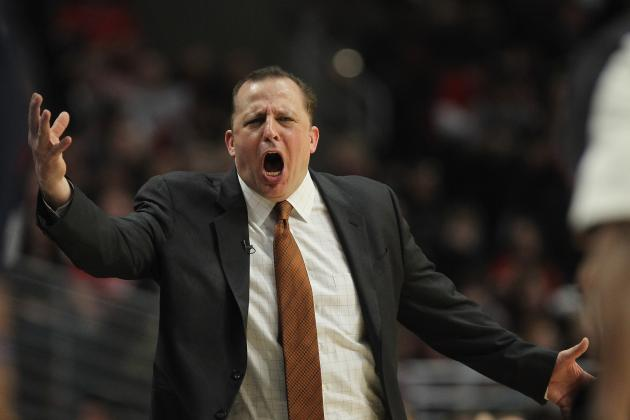 What Should Tom Thibodeau's Future Be with the Chicago Bulls?