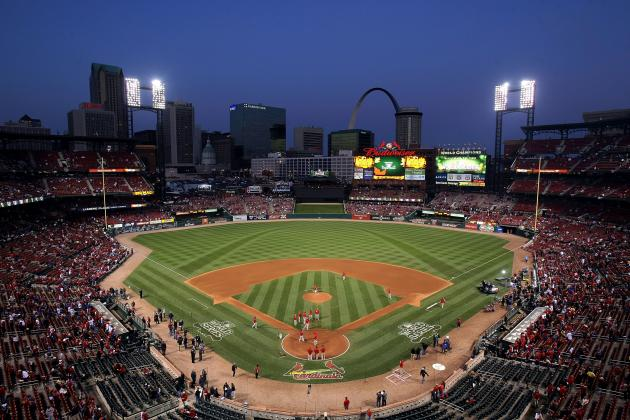 St. Louis: Gateway to a Better Swing?