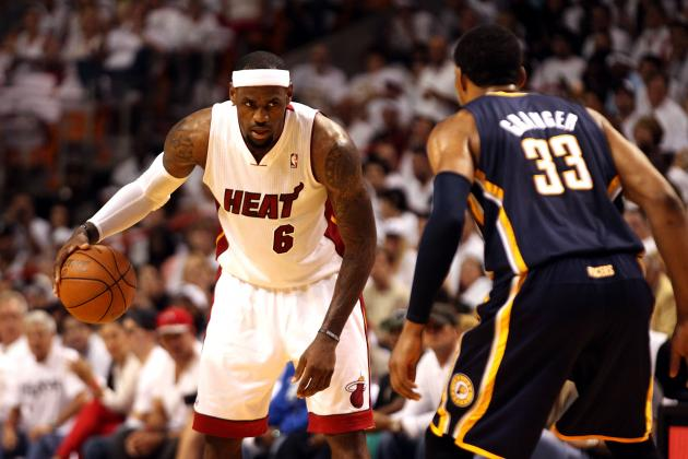 Pacers vs. Heat: Game 1 Highlights, Twitter Reaction and Analysis