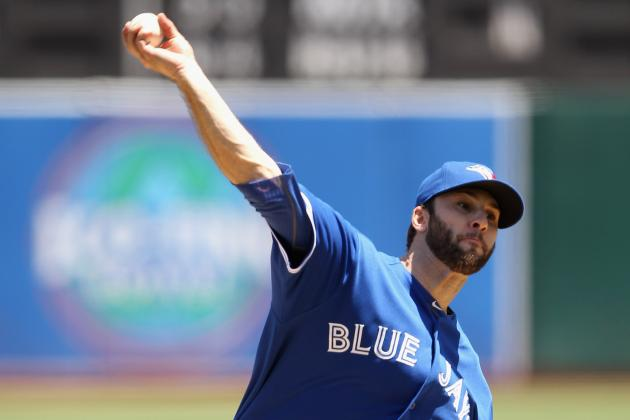 MLB: Brandon Morrow Is Officially the Toronto Blue Jays' Ace
