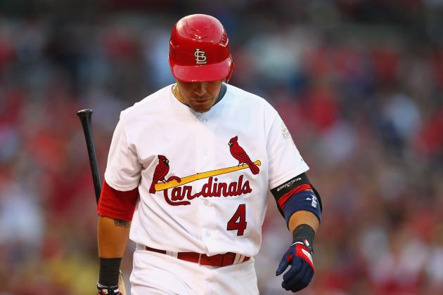 St. Louis Cardinals: What Went Wrong against Atlanta Braves?