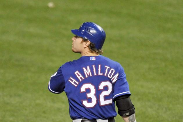 Rangers' Josh Hamilton Tearing It Up: How Much Would You Pay Him?