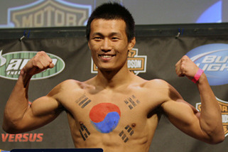 UFC on Fuel TV 3: Korean Zombie vs. Poirier Live Streaming Weigh-in Video