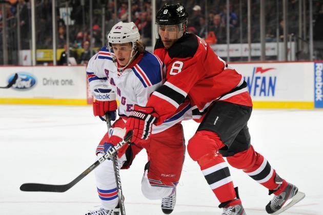 NHL Playoffs 2012: Breaking Down New Jersey Devils vs. New York Rangers Series