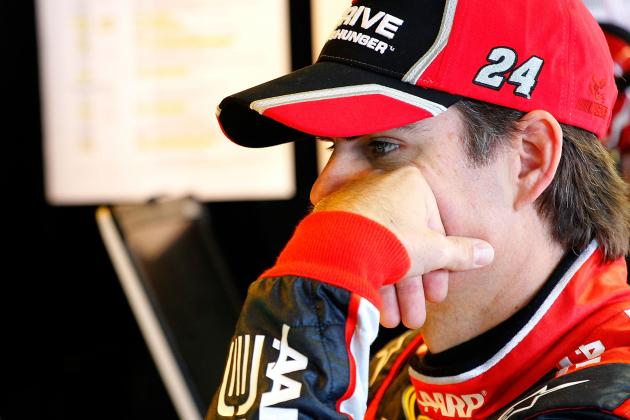 NASCAR: It Might Be Time for Jeff Gordon To Call It Quits