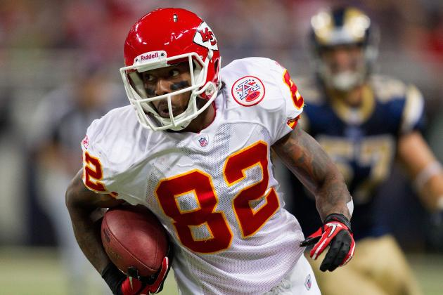 Kansas City Chiefs: Should Dwayne Bowe Holding out of OTAs Be a Concern?
