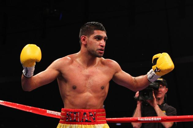 Will Peterson's Failed PED Test Open the Door for Mayweather vs. Amir Khan?