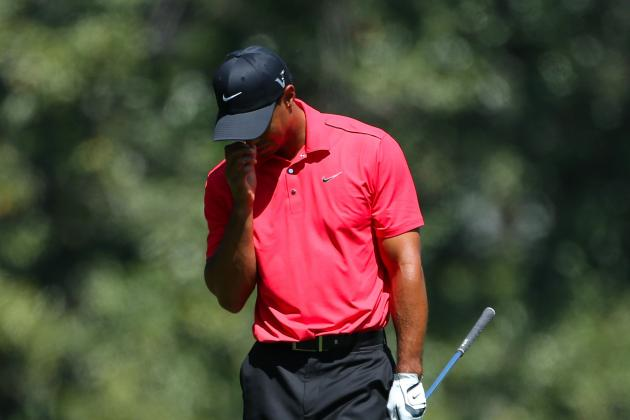 Players Championship 2012 Results: Tiger Woods and Biggest Busts at Sawgrass