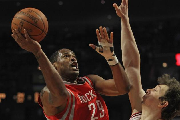 NBA Free Agents 2012: Why Marcus Camby Is Priority for Houston Rockets