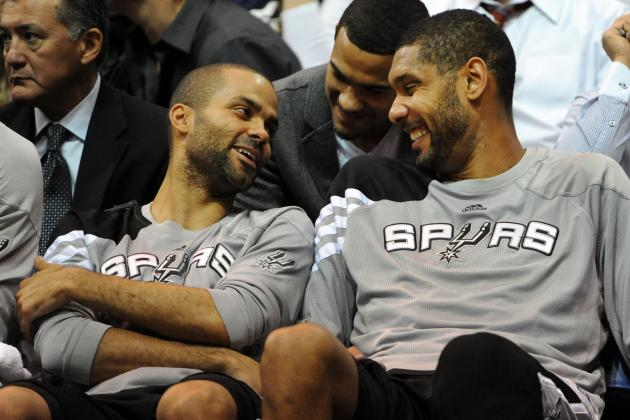 NBA Playoffs 2012: Why San Antonio Spurs Have Only Themselves to Fear