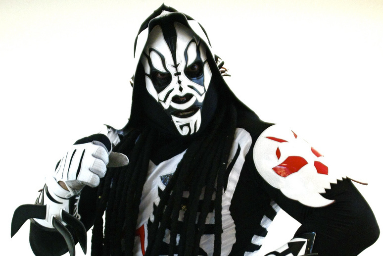 La Parka: A Tribute to Masked Wrestlers Part 3 | Bleacher ...