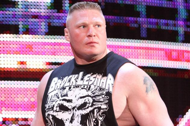 WWE: How Brock Lesnar Has Lost His Edge