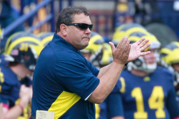 Michigan Wolverines' Brady Hoke: The Big Ten's Best Football Coach