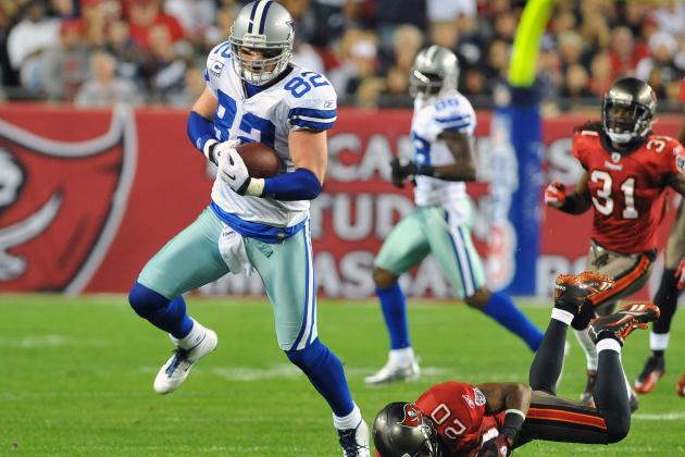 Jason Witten: Is Jay Novacek Messing Around Calling Dallas Cowboys TE Best Ever?