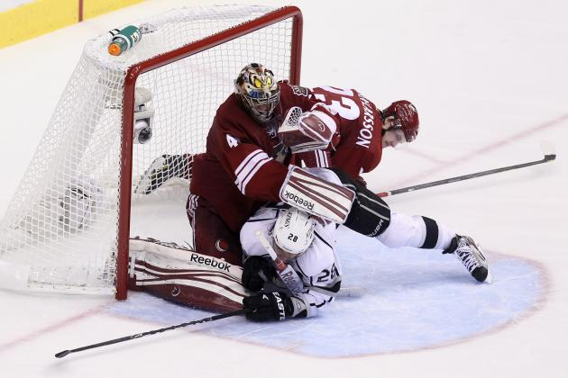 NHL Playoffs 2012: Goaltender Interference, the Penalty That Makes Me Scream