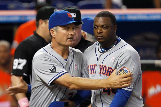 NL Worst of the Night: Frank Francisco Loses Game, Composure; Closer's Job Next?