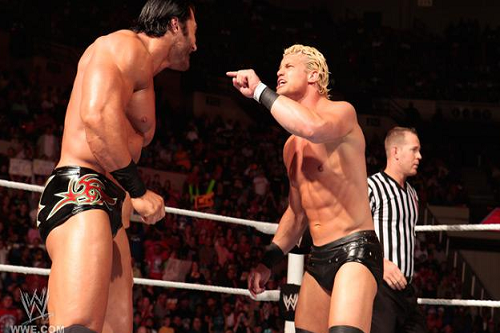 WWE Rumors: Mason Ryan Working as Dolph Ziggler's Bodyguard Is Perfect