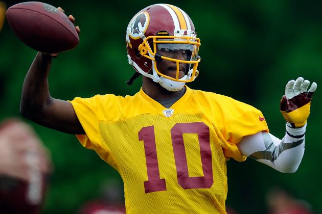 Washington Redskins Are Giving Robert Griffin III Everything He Needs to Win Now