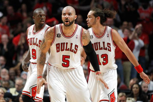 Chicago Bulls: Why It Makes Sense to Keep Roster Intact for Next Season