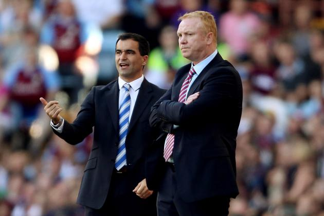 Did Liverpool's Interest in Roberto Martinez Force Aston Villa to Sack McLeish?