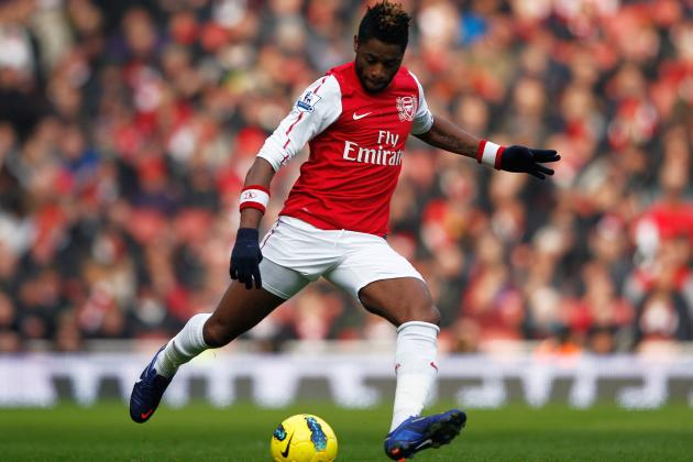 Arsenal Debate: What Is Alex Song's Best Position?