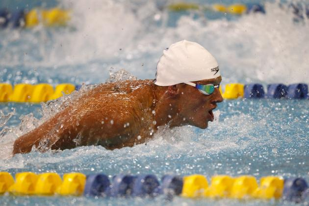 Ryan Lochte: What 'Disappointing' Showing in Charlotte Means for 2012 Olympics