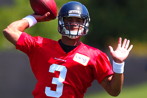 Seattle Seahawks Offseason: No Surprise Russell Wilson Showing His Talent
