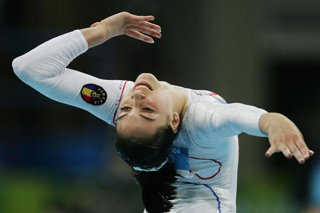 London 2012: Romania Grabs Gold at European Gymnastics Championships
