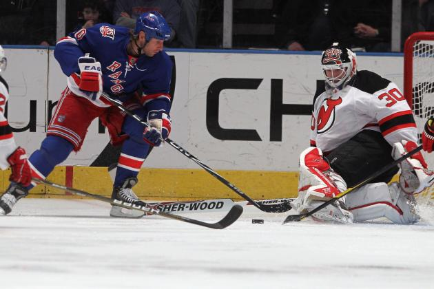 2012 Stanley Cup Playoffs: 5 Keys for Devils Against Rangers in East Final