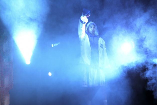 Andre Ward vs. Chad Dawson: Ward Ready to Fight