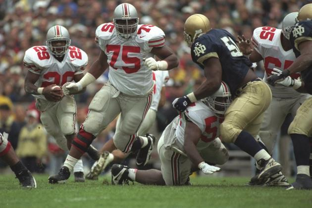 Big Ten Football: 20 B1G Players on 2012 College Football Hall of Fame Ballot