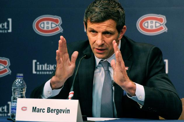 Marc Bergevin and the Montreal Canadiens: Why Bold Is Better