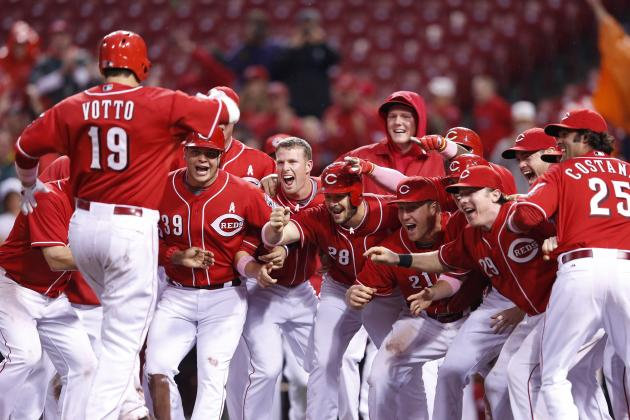 Joey Votto and the Cincinnati Reds Send Henry Rodriguez to Blow-Ville