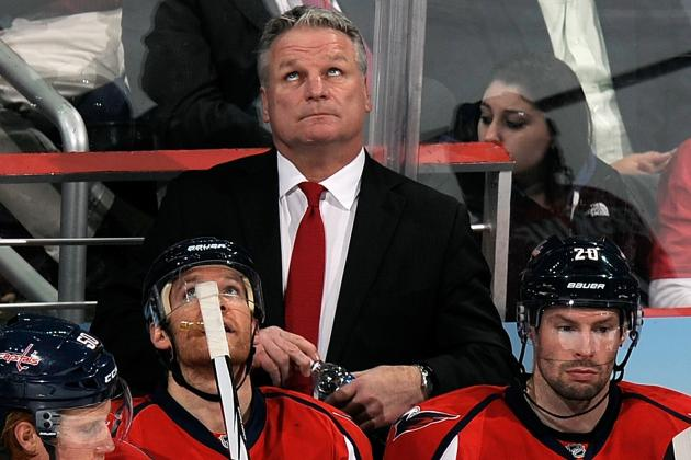 Dale Hunter Resigns: Potential Coaching Replacements for Washington Capitals