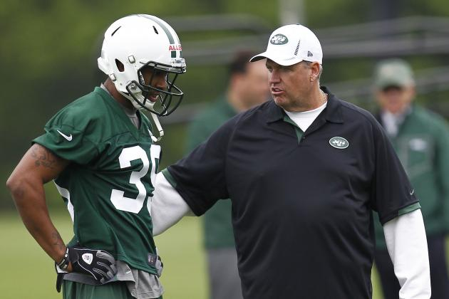 Jets players see a more involved Rex Ryan this offseason