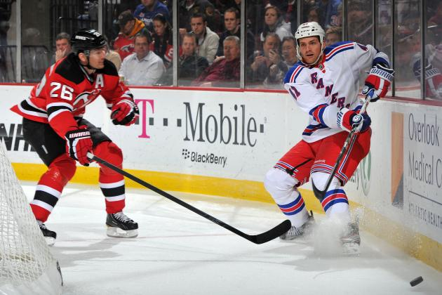NHL Playoffs 2012: Devils vs. Rangers Game 1: Live Score, Analysis and Reaction