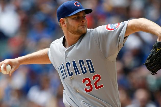 Cubs' Patience Starting to Run Thin with Volstad